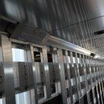 Ground Load Semi Stock Trailer - (Interior) Wall Posts