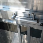 Low Pro Gooseneck - Pen Gate Locking Mechanism