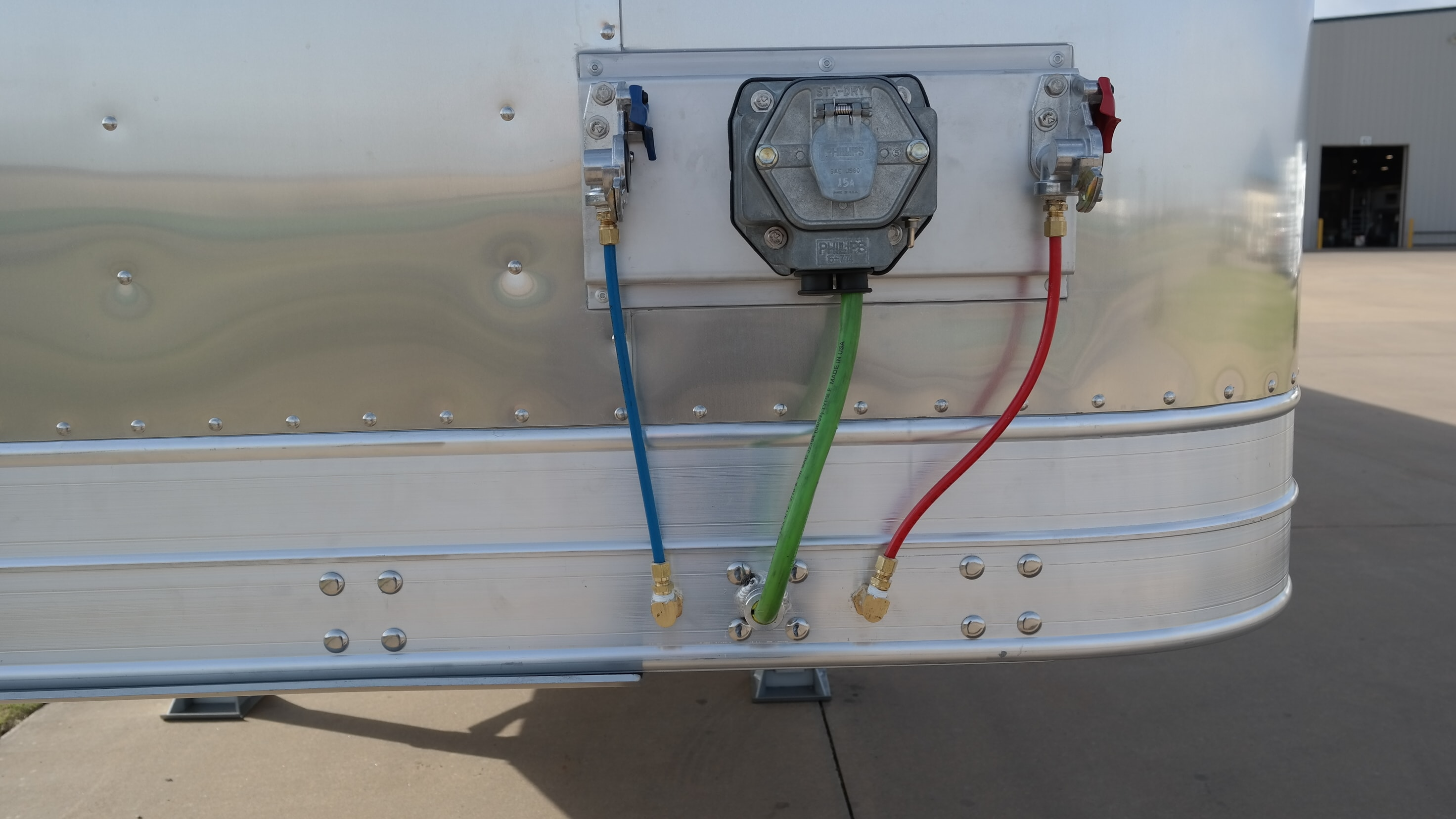 Fine Ground Load Aluminum Semi Trailer Elite Custom Aluminum Horse And Wiring Database Denligelartorg