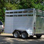 2 Horse Wrangler Stock Combo