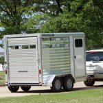 2 Horse Wrangler Stock Combo - Curbside