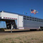 12 Horse Gooseneck Polo Horse Trailer