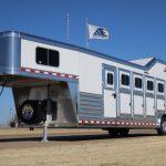 6 Horse Gooseneck Slant Load - Exterior