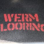 2 Horse Mustang Living Quarters - WERM Flooring