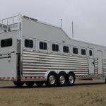 7 Horse Gooseneck Slant Load