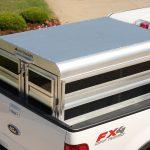 65 inch Livestock Box - Side