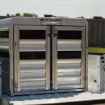 65 inch Livestock Box - Double Rear Gates