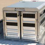 65 inch Livestock Box - Rear