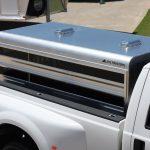 90 inch Livestock Box - Side