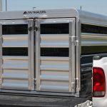 90 inch Livestock Box - Rear