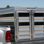 90 inch Livestock Box - Double Rear Gates