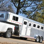 4 Horse Mustang (White Skin)