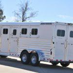 3 Horse Mustang (White Skin)