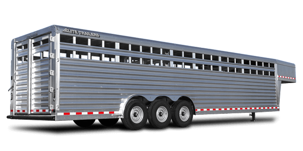 Aluminum Stock Trailers
